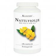 Nattlysolje med E-vitamin