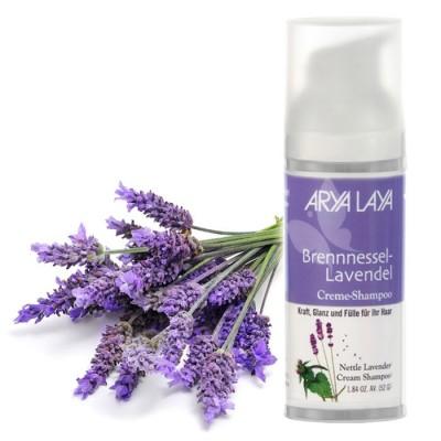 Brennesle Lavendel Shampo vital hårpleie