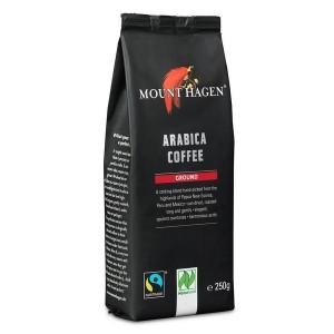 Kaffe Arabica filtermalt økologisk