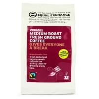 Økologisk kaffe medium styrke