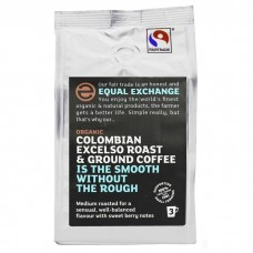 Colombiansk økologisk kaffe