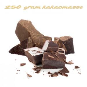 KAKAOMASSE ØKOLOGISK 250 GRAM