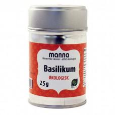 BASILIKUM ØKOLOGISK 25 gram