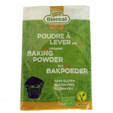 Bakepulver økologisk Bioreal