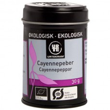 Cayennepepper - Økologisk