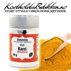 Karri krydder - Økologisk 50 gr.