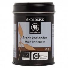 Koriander krydder - malt Urtekram
