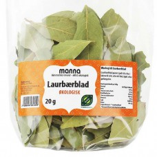 Laurbærblader - 20 gram økologisk