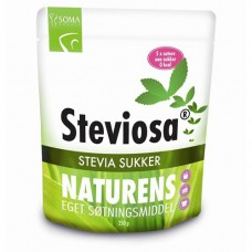 Steviosa - Stevia sukker Naturlig søtt