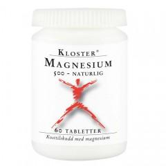 Magnesium tilskudd