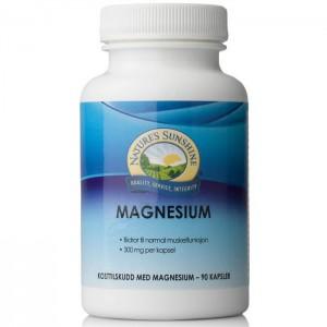 Magnesium tabletter