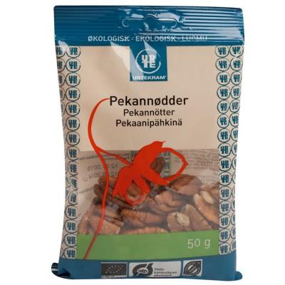PEKAN-NØTTER OKOLOGISKE 50 GRAM