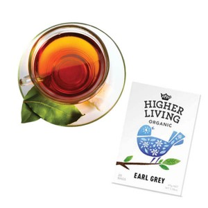 Earl Grey økologisk Higher Living