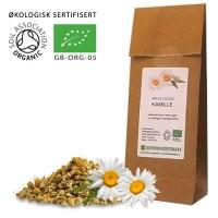 Chamomile - Organic tea 30 gram