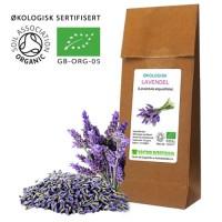 Lavender - Organic tea 30 gram