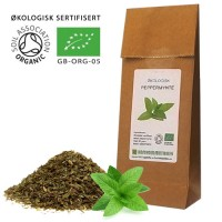 Peppermint - Organic tea 50 gram