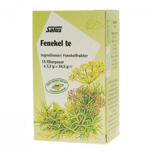 Fennikel te, økologisk, 15 filterposer