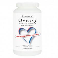 Omega 3 - 100 kapsler