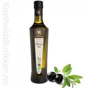 Olivenolje økologisk ekstra jomfru