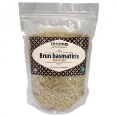 Brun Basmati ris, økologisk
