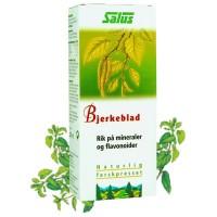 Salus Bjørkebladsaft - Styrker nyrer og blære
