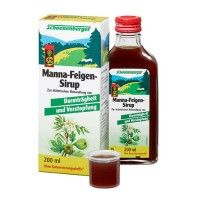 Figs and manna extract 200 ml.