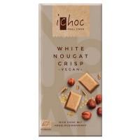 iChoc white nougat crisp vegan