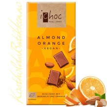 iChoc Almond Orange Vegan