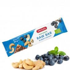 Friggs Rawbar Blåbær & Cashew