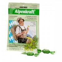 Alpenkraft bon bon - Drops. God mot sår hals