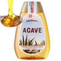 Agavesirup kaldpressed økologisk 350 gram