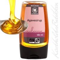 Agavesirup, økologisk, rå. 180 ml