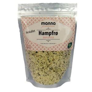 Hampfrø økologisk 300 gram