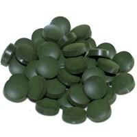 SPIRULINA ØKOLOGISK tabletter 125 GRAM