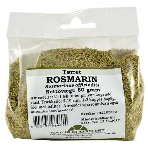 ROSMARIN URTER 80 GRAM