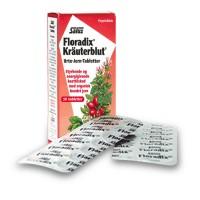 Salus floradix vitamin- og jerntabletter